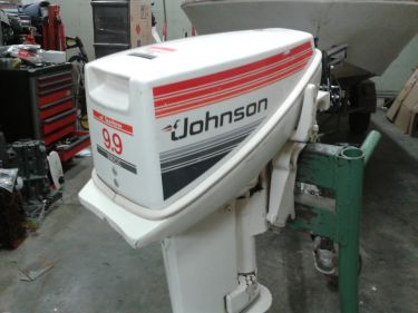 moteur johnson 9.9 cv occasion
