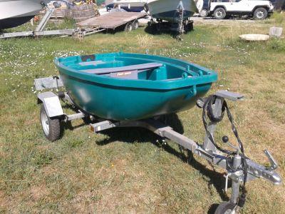 barque metres d 39 occasion funyak avec remorque de neveux chez villeneuve marine. Black Bedroom Furniture Sets. Home Design Ideas