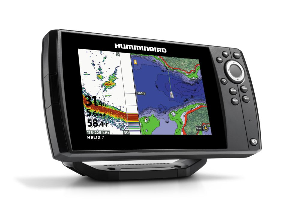 sondeurs gps humminbird helix 7 hd down imaging lectronique marine. Black Bedroom Furniture Sets. Home Design Ideas