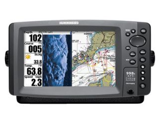 sondeur side imaging FF998 humminbird