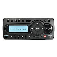 tuner MP3 etanche aquatic AV villeneuve marine