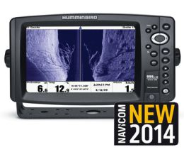 sondeur side imaging FF999 humminbird