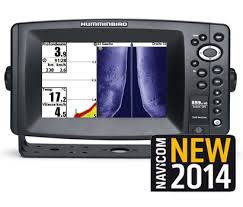 sondeur side imaging humminbird FF899ci HD-Si